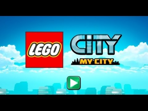 LEGO City My City iPad App Review and Gameplay Video