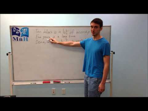 Manhattan Academy Instructional Videos - Subject Verb Agreement - 06/08/2013