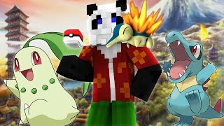 "Minecraft Pokemon Johto: EP 1 - ""AIM TO BE THE BEST!"" (Minecraft Anime Roleplay)"
