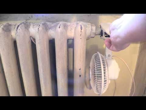 Самодельный отопительный радиатор своими руками