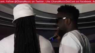 Sarkodie - Sarkcess Story Birthday party @ Django Nite Club
