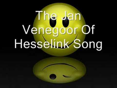 Jan Venegoor Of Hesselink Song