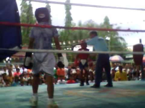 igorot kid boxer...KALANGUYA