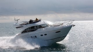 Princess 52 from Motor Boat & Yachting