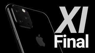2019 iPhone XI Final Design Chosen! Latest Leaks