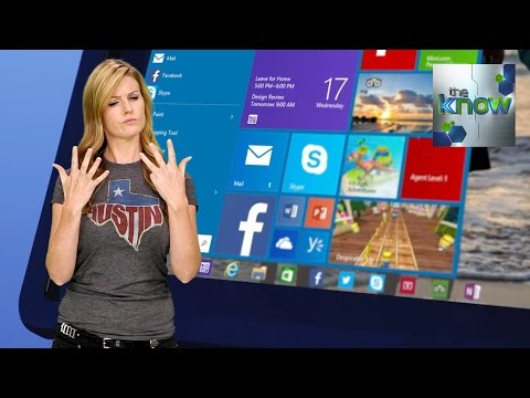 Microsoft Skips 9, Announces Windows 10 - The Know