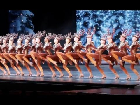 Radio City Christmas Spectacular 2011 - Rockettes, 3D and Opening Night