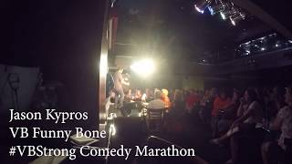 Jason Kypros @ VB Funny Bone (5 min clean)