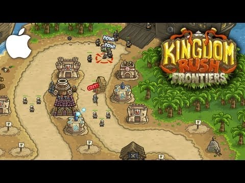 Kingdom Rush: Frontiers Review [iPhone & iPad]