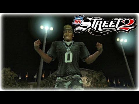 NFL Street 2 Playstation 2 Walkthrough Part 5 - Making Our Way Down Town!