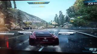 NFS Most Wanted # Lexus LFA