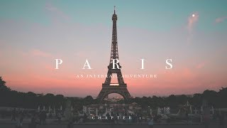 PARIS // An Interrail Adventure #1 /// JORR