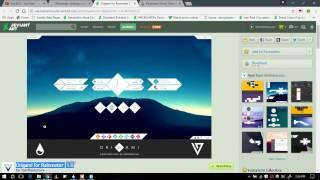 How to Use Rainmeter In Windows 10(Origami skin)