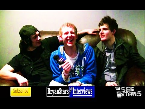 I See Stars Interview #4 Devin Oliver & Zach Johnson ATTILA Tour 2014