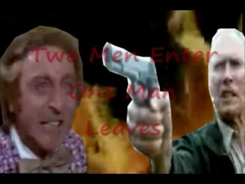 Clint Eastwood vs Willy Wonka Trailer