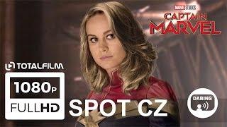 Captain Marvel (2019) Dabovaný spot CZ