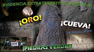 HALLAZGO DE ORO EN CUEVA EXTRATERRESTRE
