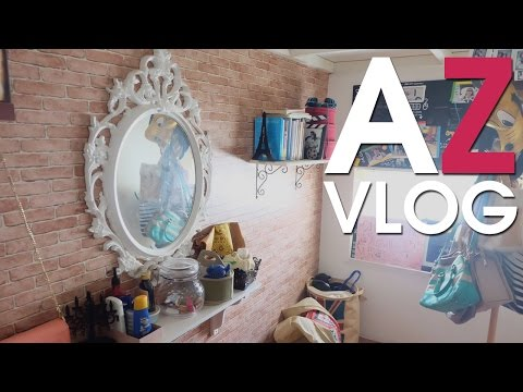 Download AZVLOG - Ashilla Room Tour Exclusive! Mp4 baru