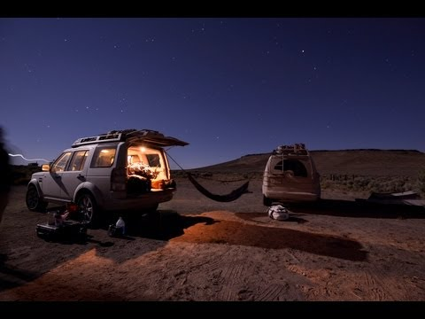 Land Rover LR4: Driving the Trans-America Trail - Jay Leno's Garage