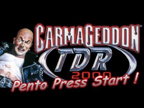 Pento Press Start : Carmageddon TDR 2000