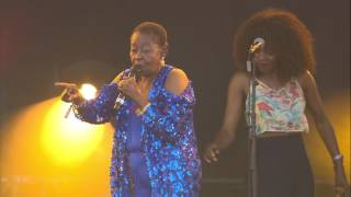 Calypso Rose - Calypso Queen (Live at Vieilles Charrues 2016)