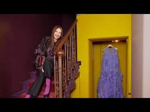 Fashion Designer Roksanda Illincic Brings a Dash of Colour to Contemporary Curated