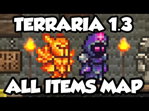 terraria pc world download all items