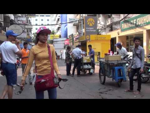Wandering Bangkok – Places and Faces