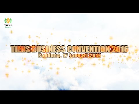 TIENS BUSINESS CONVENTION 2016