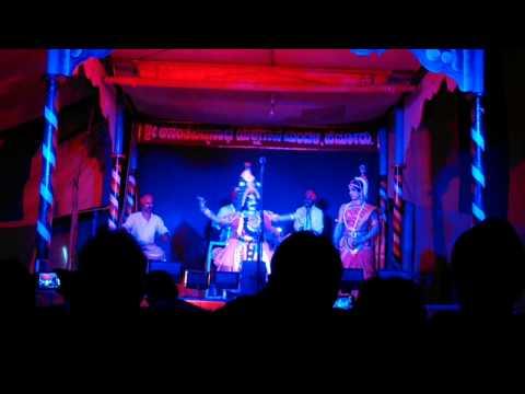 Yakshagana - Gagana Taare- Hrudya Baana Belage Banda video