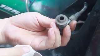 Kinh nghiệm xử lý xe máy bị ngập nước (xe số)