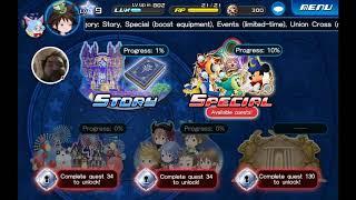 Kingdom Hearts Union χ [Cross] part 7