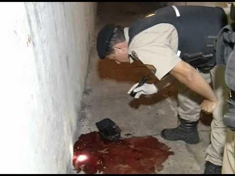 A cada três horas uma pessoas é assassinada em Minas Gerais