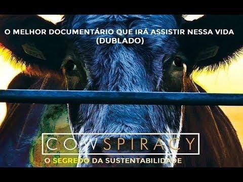 Cowspirancy Dublado. O melhor documentário que irá assistir