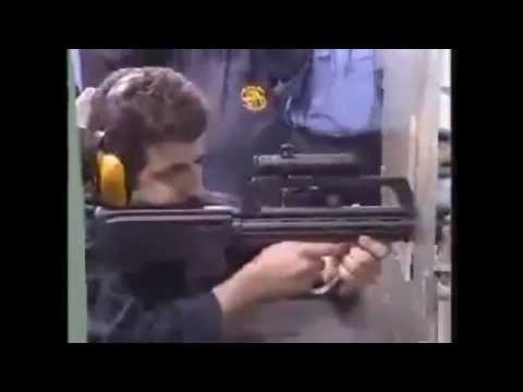 Iran first generation khaybar 2002 rifle (KH-2002) تفنگ بولپاپ خيبر 2002 ايران