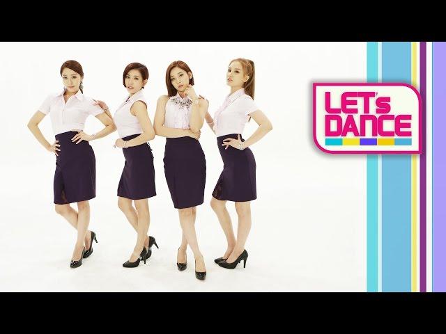 Let's Dance: SunnyHill(써니힐) _ Monday Blues(먼데이 블루스) [ENG/JPN/CHN SUB]