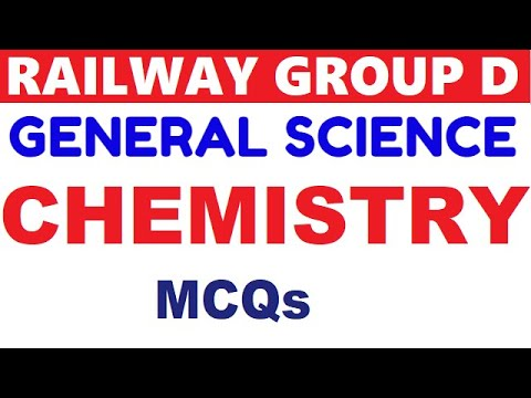 General Science for rrb ntpc and level 01| Chemistry for rrb ntpc and rrb level 1