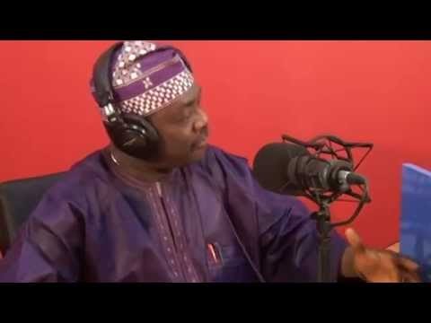 AU AMBASSADOR TALKS AFRICAN UNION