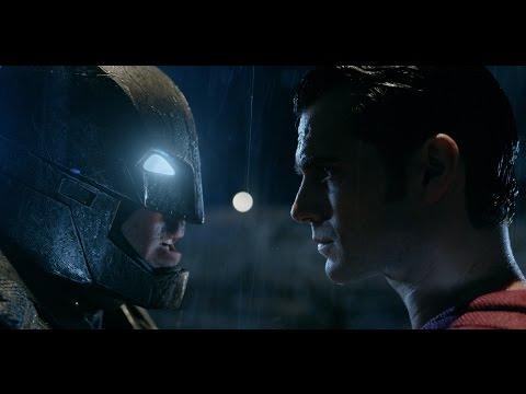 Batman v Superman: Dawn Of Justice [2016] Comic-Con Teaser Trailer Recreated