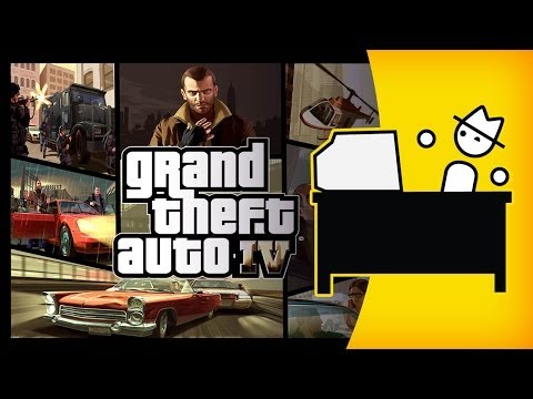 GRAND THEFT AUTO IV (Zero Punctuation)