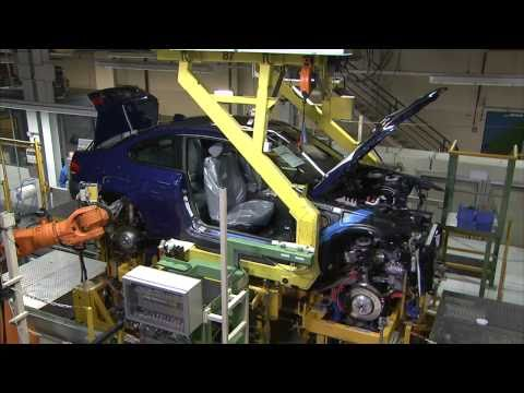 "Inside BMW s Secret ""Plant Zero"""