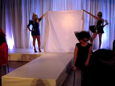 Lady Gaga Inspired Fashion Show Fiorio Salons