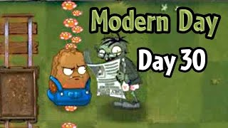 Plants vs Zombies 2 - Modern Day - Day 30: Don