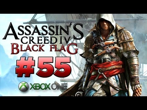 Assassin's Creed 4: Black Flag - Walkthrough Part 55 [Sequence 8: Memory 4] XBOX ONE - W/Commentary