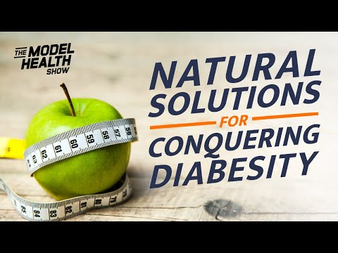 Conquering Diabesity - Natural Solutions For Diabetes And The Obesity Epidemic
