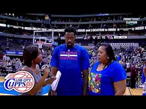 DeAndre Jordan post-game interview: 22 points, 27 REBOUNDS, 3 blocks vs dallas mavericks 2.9.15