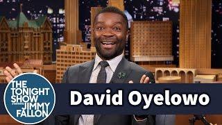 David Oyelowo's Dad Mispronounces Oprah's Name
