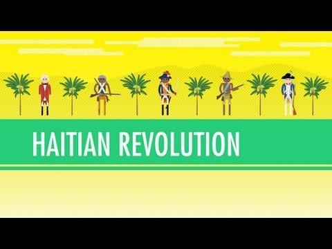 Haitian Revolutions: Crash Course World History #30