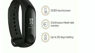 THE_NEW_MI_BAND_3___ ALL NEW FEATURES UNDER 2000 ONLY BY ON MI.COM