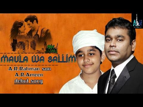 Maula Wa Sallim   Official Video   Ok Jaanu